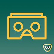 The icon in the App Store for the WSU VR app.